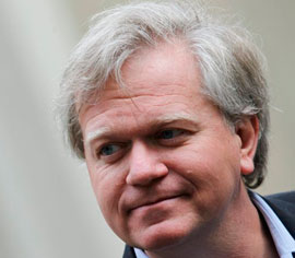 Brian Schmidt, Physics Nobel Prize 2011. Leader of High Z Supernova  Team